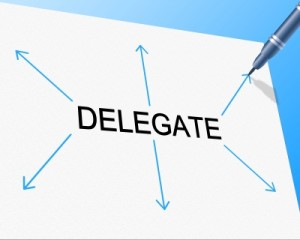 Five Steps to Delegate Effectively